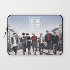 BTS + I need u Laptop Sleeve
