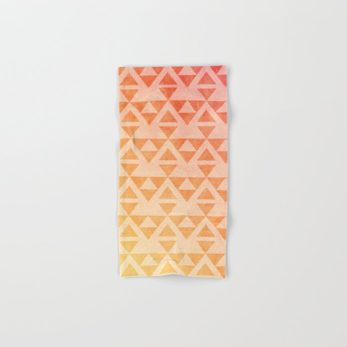 Aztec Pattern 11 Hand & Bath Towel