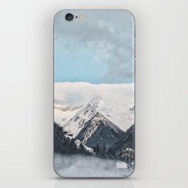 winter scene #society6 #decor #homedecor #buyart iPhone Skin