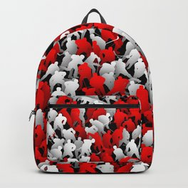 Canadian hockey palyers Backpack