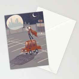 Sufjan Stevens Poster Stationery Cards