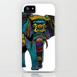 Elephant of Namibia iPhone Case
