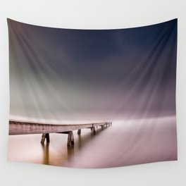 Nebel II (in color) Wall Tapestry