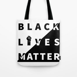 Black Lives Matter – Art – 01 Tote Bag