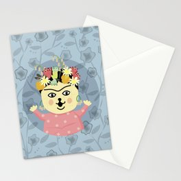 Peanut Dog_Frida Stationery Cards