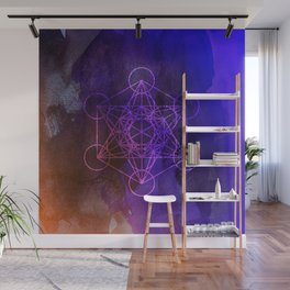 Message from Metatron Wall Mural