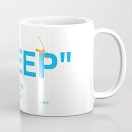 """SLEEP"" Coffee Mug"