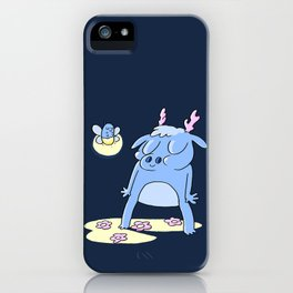 Glowbie iPhone Case