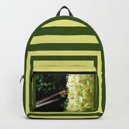 Like A Bee to Honey Backpack