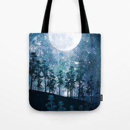 A Forest of Stars Tote Bag