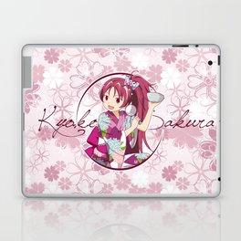 Kyoko Sakura - Yukata edit. (rev. 1) Laptop & iPad Skin