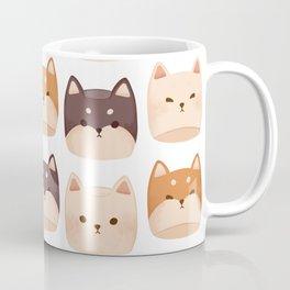 Shiba Inu Marshmallow Coffee Mug