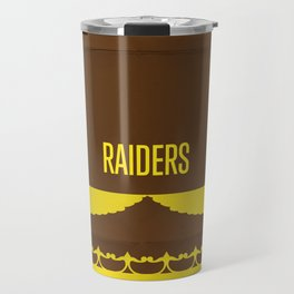 Raiders Travel Mug