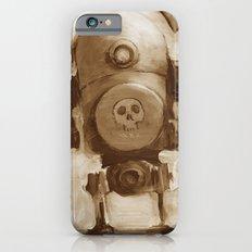 Basquibot iPhone 6s Slim Case