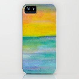 Ocean Sunrise Series 1 iPhone Case
