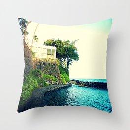 Dream Slowly Throw Pillow