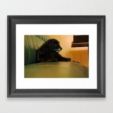 le petit Framed Art Print