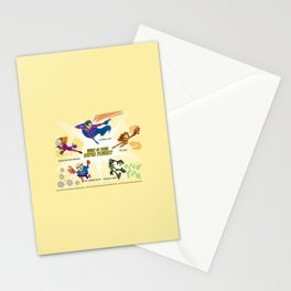 What is your Superpower  Stationery Cards