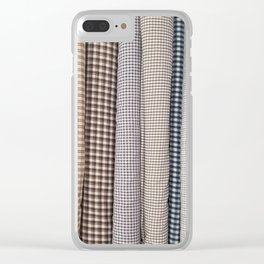 Bolt-Cigar Clear iPhone Case