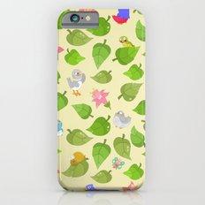 birds&leaves iPhone 6s Slim Case