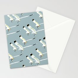 Seagull clones Stationery Cards