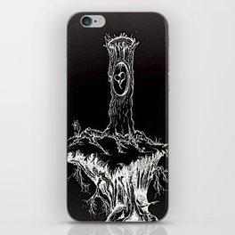 Once upon a time. iPhone Skin