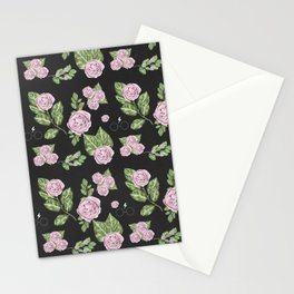 The Rose Who Lived Stationery Cards