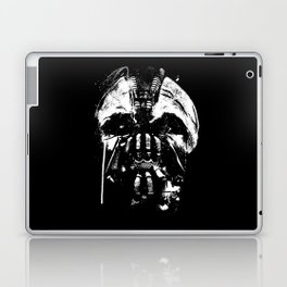 Bane villains 1/4 Laptop & iPad Skin