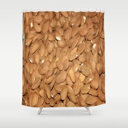 Peeled Almonds From Datca Shower Curtain