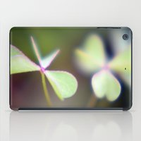 clover iPad Cases featuring Clover by Whittle Photography