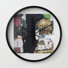 To Carry On The Legacy Wall Clock