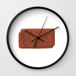 Bourbon Wall Clock