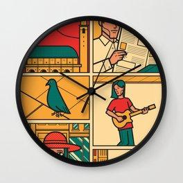 Vicenza Wall Clock