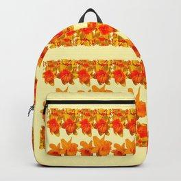 SPRING GOLDEN DAFFODILS MODERN ART DESIGN Backpack