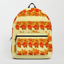 SPRING GOLDEN DAFFODILS MODERN ART DESIGN Backpack