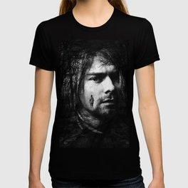 KurtCobain Poster T-shirt