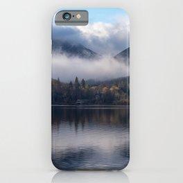 Derwent Water. iPhone Case