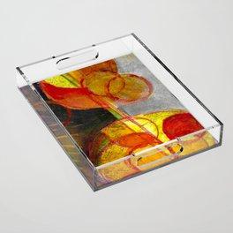 Seeds Acrylic Tray