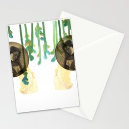 (Would You Believe) I'm Content in the Sphere I've Chosen Stationery Cards