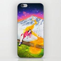 Yolkcano iPhone Skin