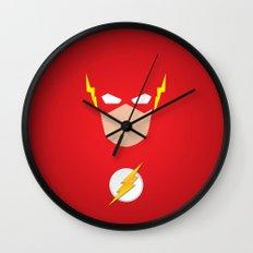 FLASH Wall Clock