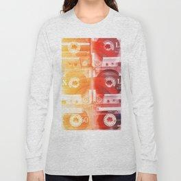 Cassette in group#exposure#film#effect Long Sleeve T-shirt