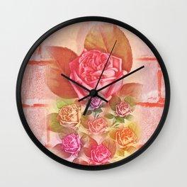 Rosewall Wall Clock