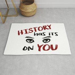 History (Hamilton Series) Rug