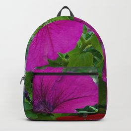 Beautiful Flowers Backpack