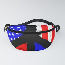 All People Imagine Living Life In Peace Gift Fanny Pack