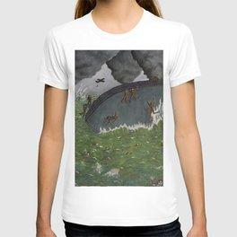 Dulce et Decorum Est Pro Patria Mori T-shirt