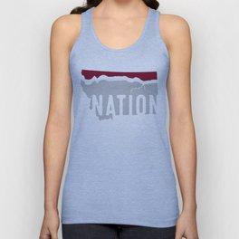 Griz Nation (Hi-Line Nation) Unisex Tank Top