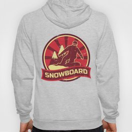 Snowboard Propaganda | Winter Sports Hoody