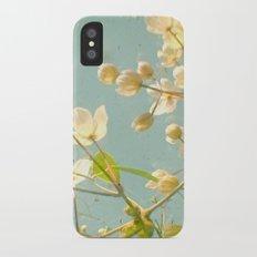 Tangled iPhone X Slim Case